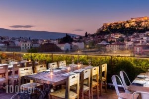 360 Degrees_accommodation_in_Hotel_Central Greece_Attica_Athens
