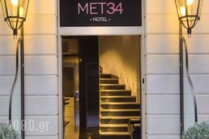Met34 Athens Hotel_accommodation_in_Hotel_Central Greece_Attica_Athens